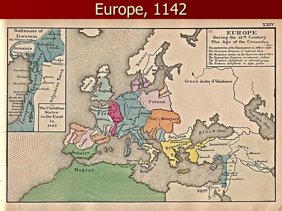 Map Of Europe 1100 Ad.Formation Of Western Europe The High Middle Ages 1100 A D 1500