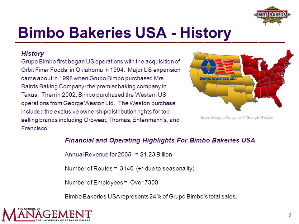 Bimbo Bakeries USA – Mrs - ppt download