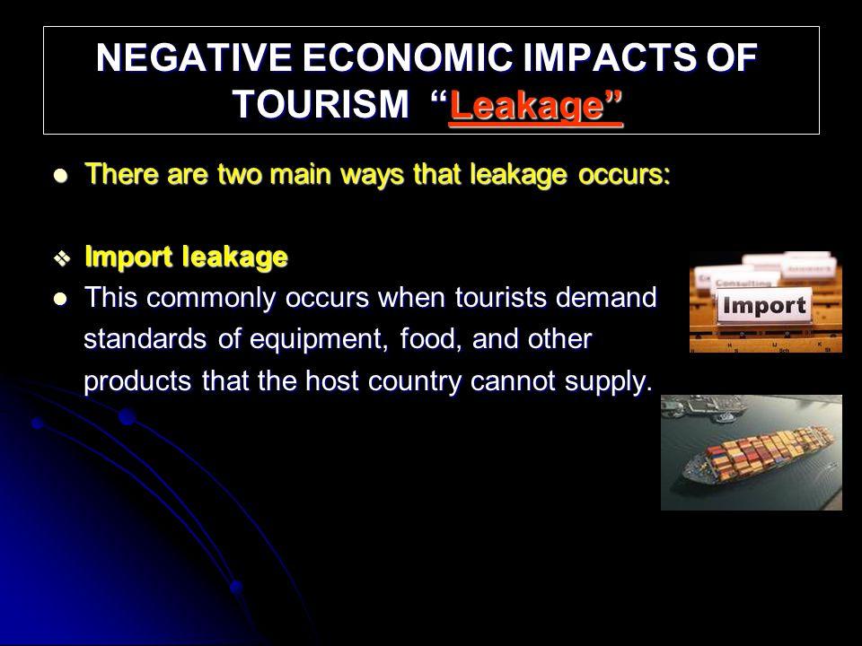 import leakage