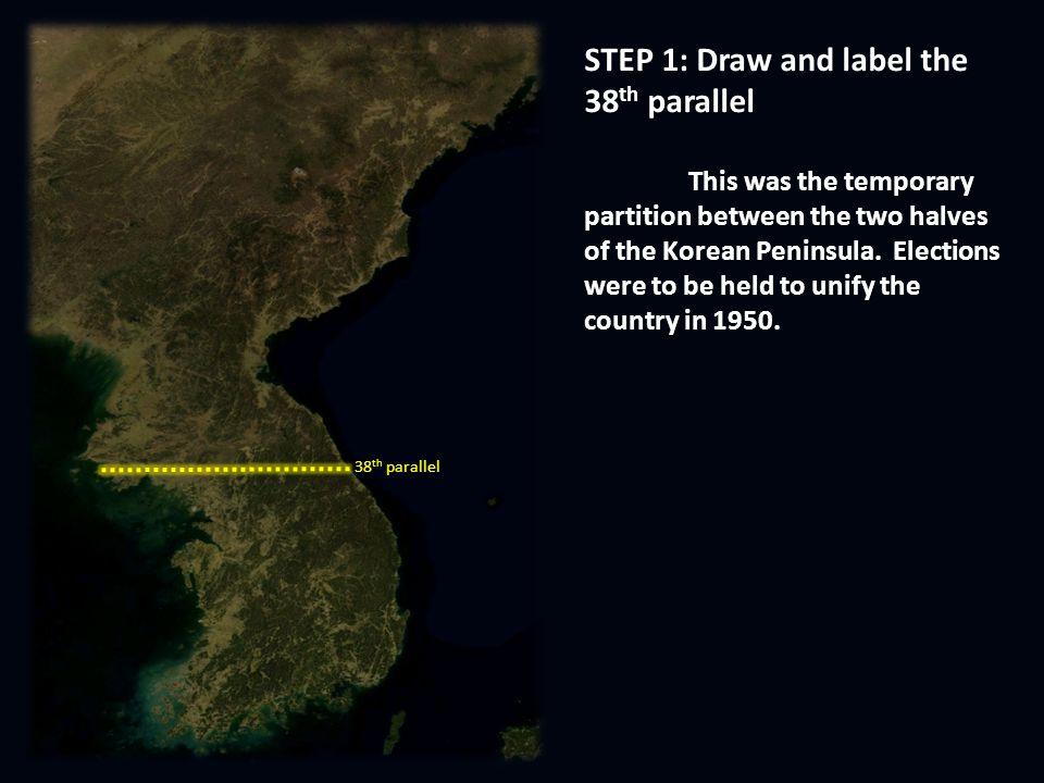 Korean War Map Activity - ppt video online download