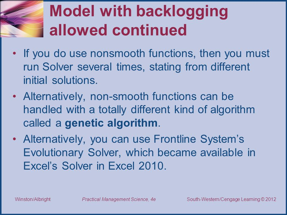 Linear Programming Models - ppt video online download