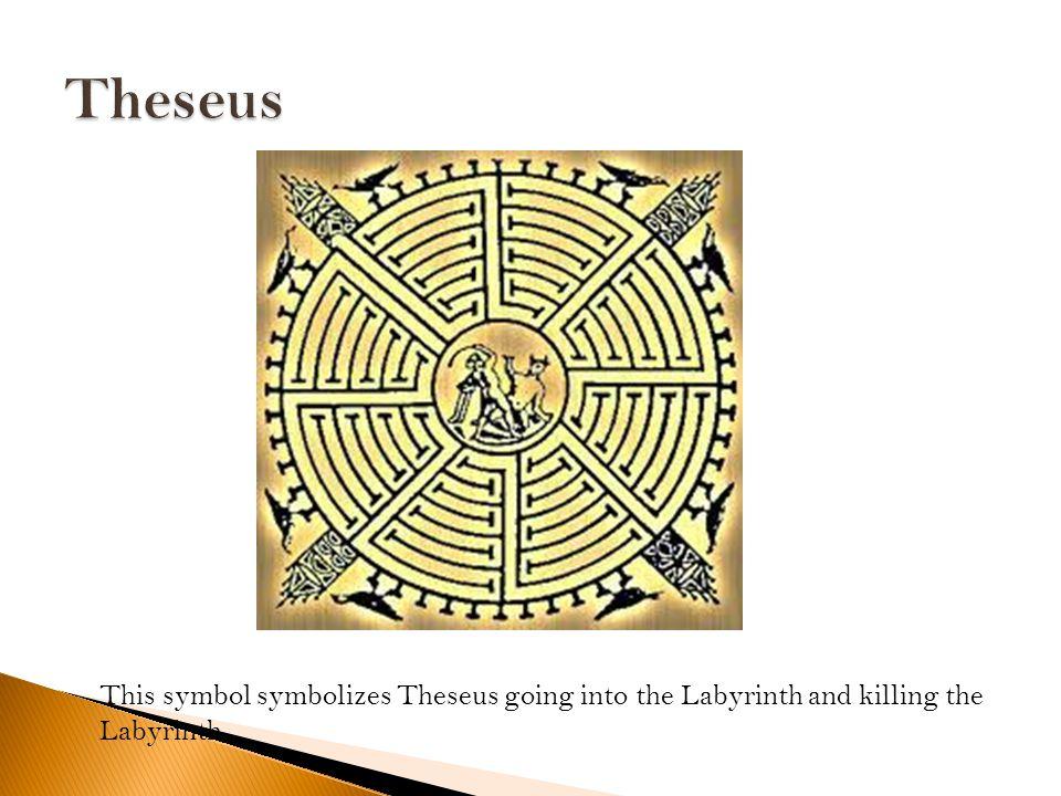 Theseus Greek God Symbol Clipart Library