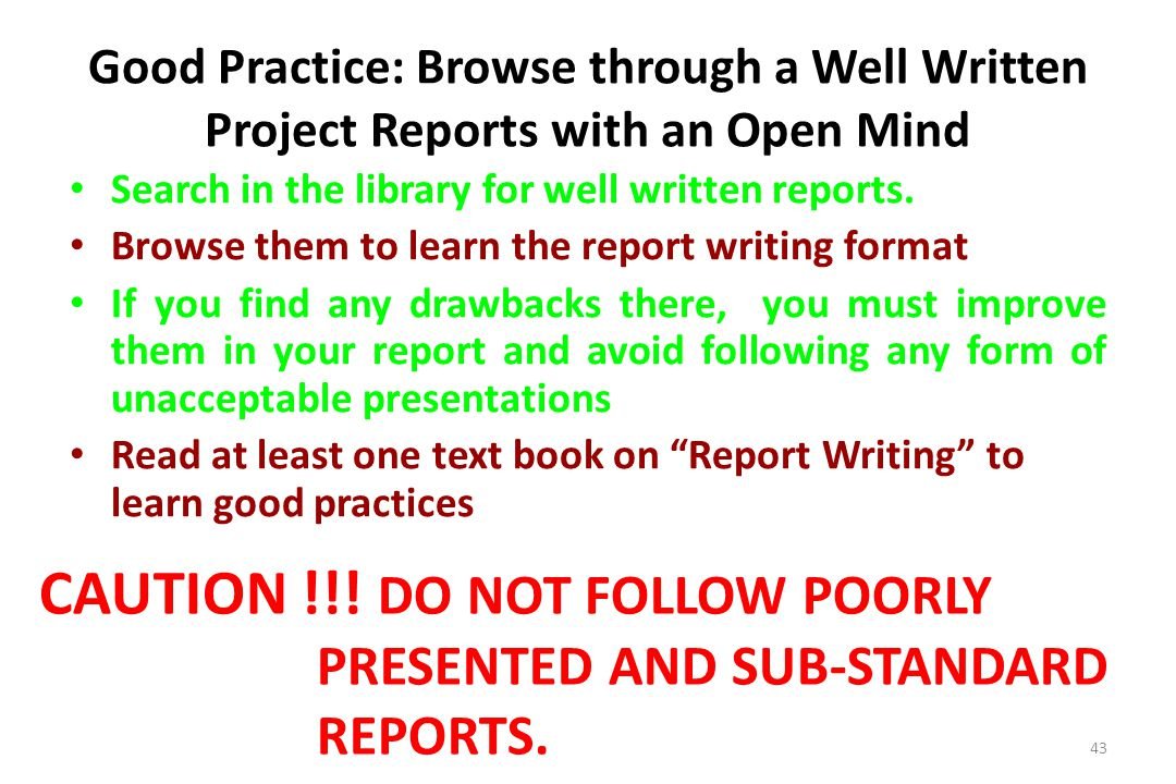 Guidelines For Research Project Iesl Partiii C Ppt Video Online