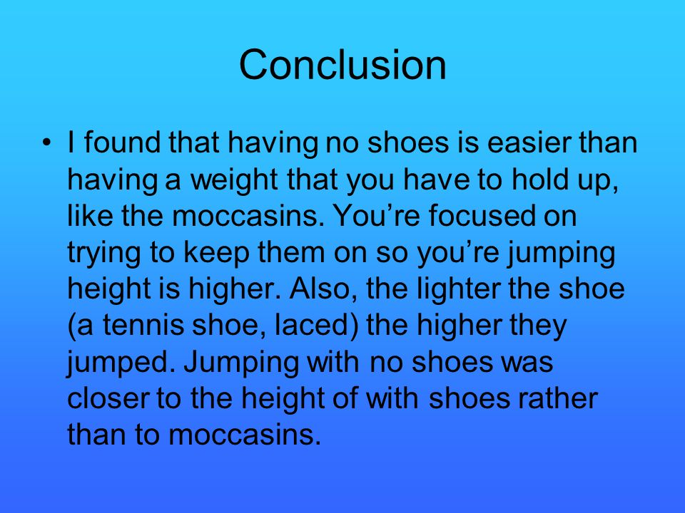 20ebe00497e Does shoe design really affect an athlete s jumping height  - ppt ...