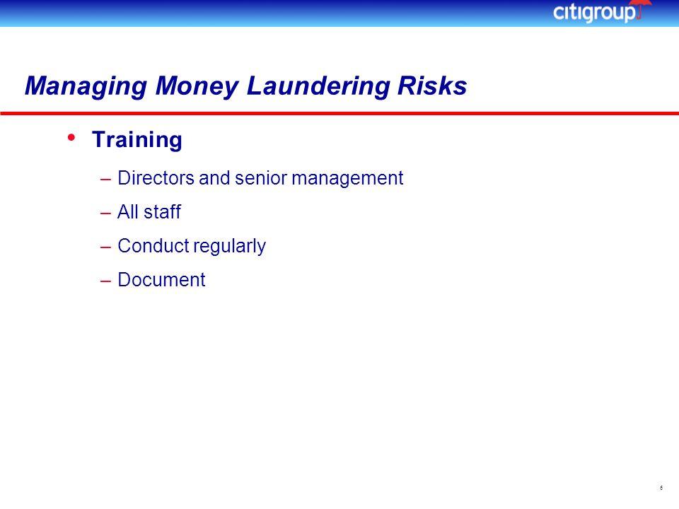 International Seminar on Anti-Money Laundering Anti-Money Laundering