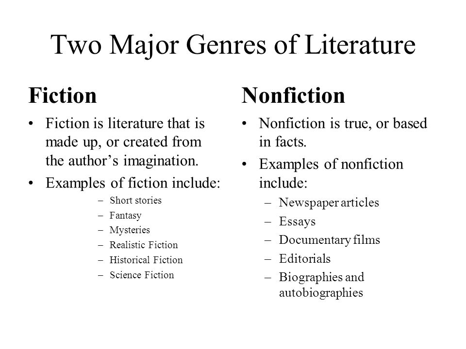 Flash fiction examples.
