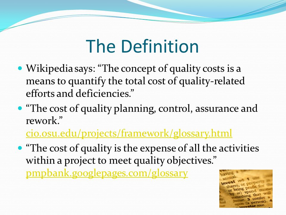 Project Formulation Meaning Wikipedia