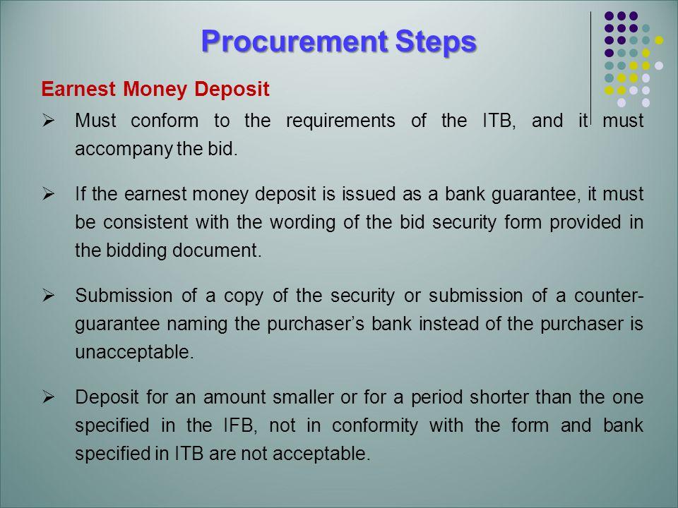 Procurement Procedure in SSA - ppt download