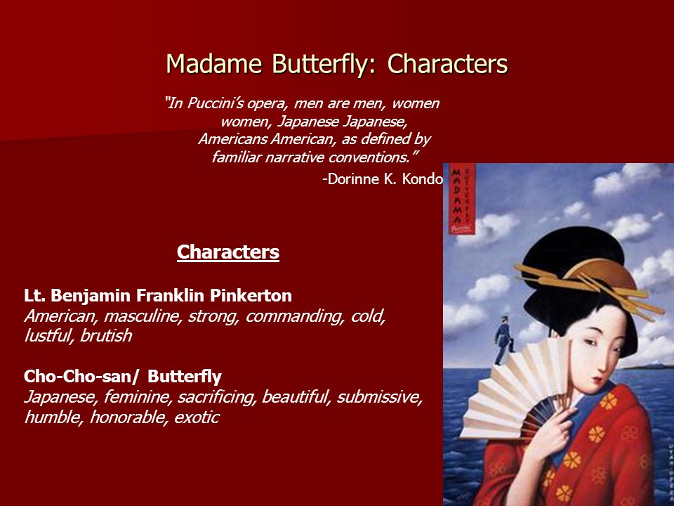 M  Butterfly  - ppt video online download