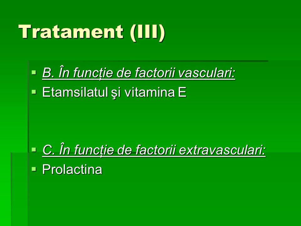 Tratament comun de imaturitate. Clinica Micomi: Anatomie Patologica