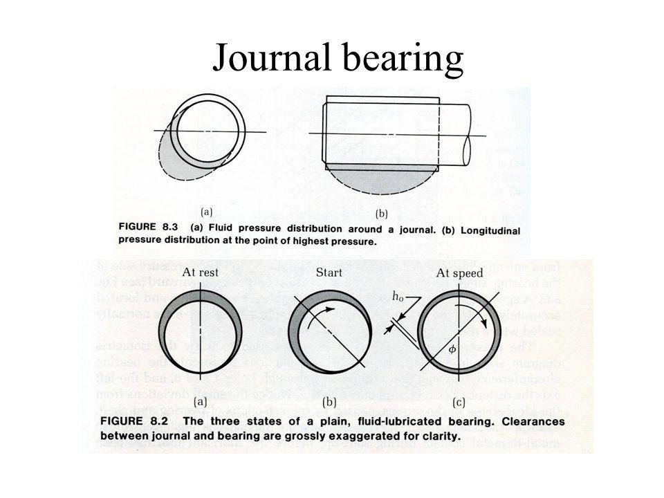 5 journal bearing