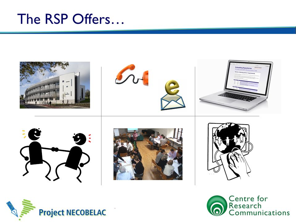 The RSP Offers…