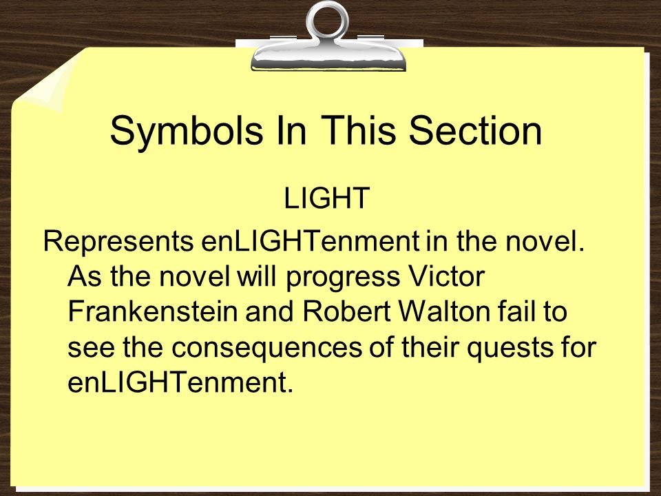 Frankenstein Letter 1 Analysis Ppt Video Online Download