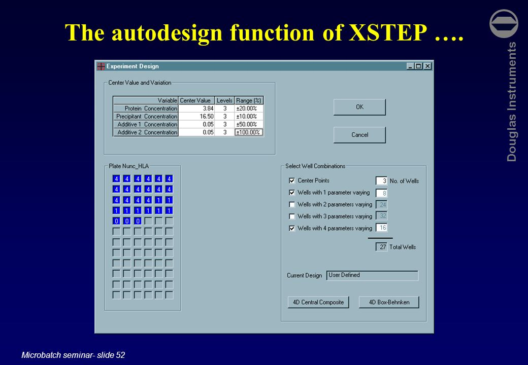 The autodesign function of XSTEP ….