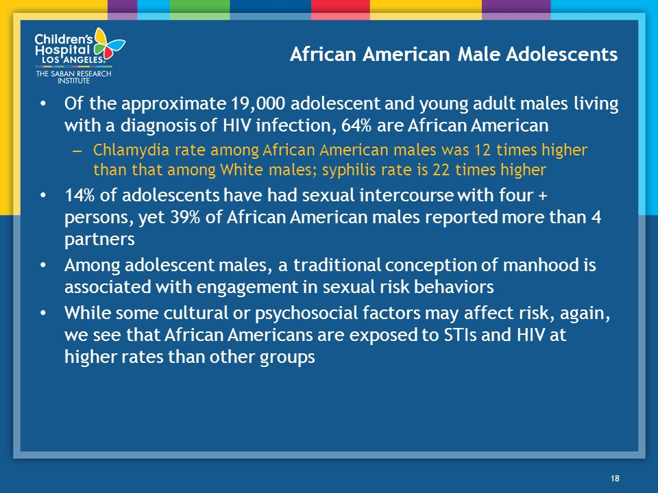 African American Male Adolescents