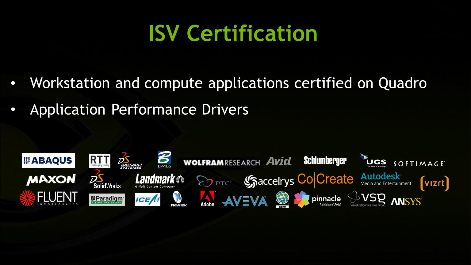 NVIDIA Workstation Solutions - ppt video online download