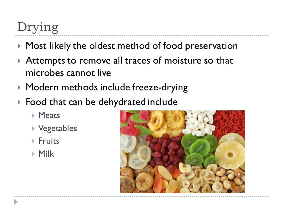 Methods Of Food Preservation Ppt Video Online Download