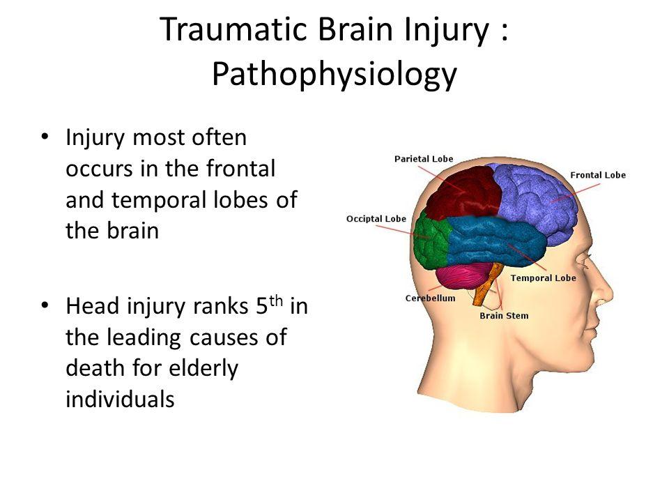 Traumatic Brain Injury - ppt download
