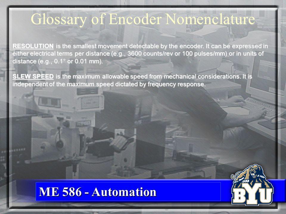 Sensors ME Automation  - ppt download