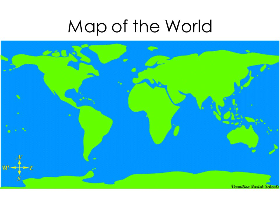 Map Of The World With Compass.Latitude And Longitude Ppt Video Online Download