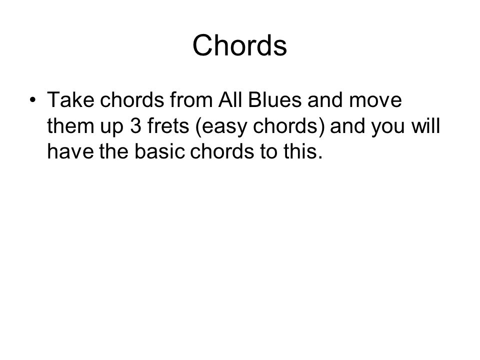 Beautiful Chords To Take It Easy Images - Beginner Guitar Piano ...