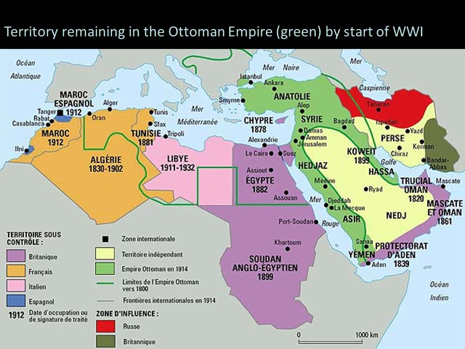 The Ottoman Empire And The Interwar Period Ppt Video Online Download