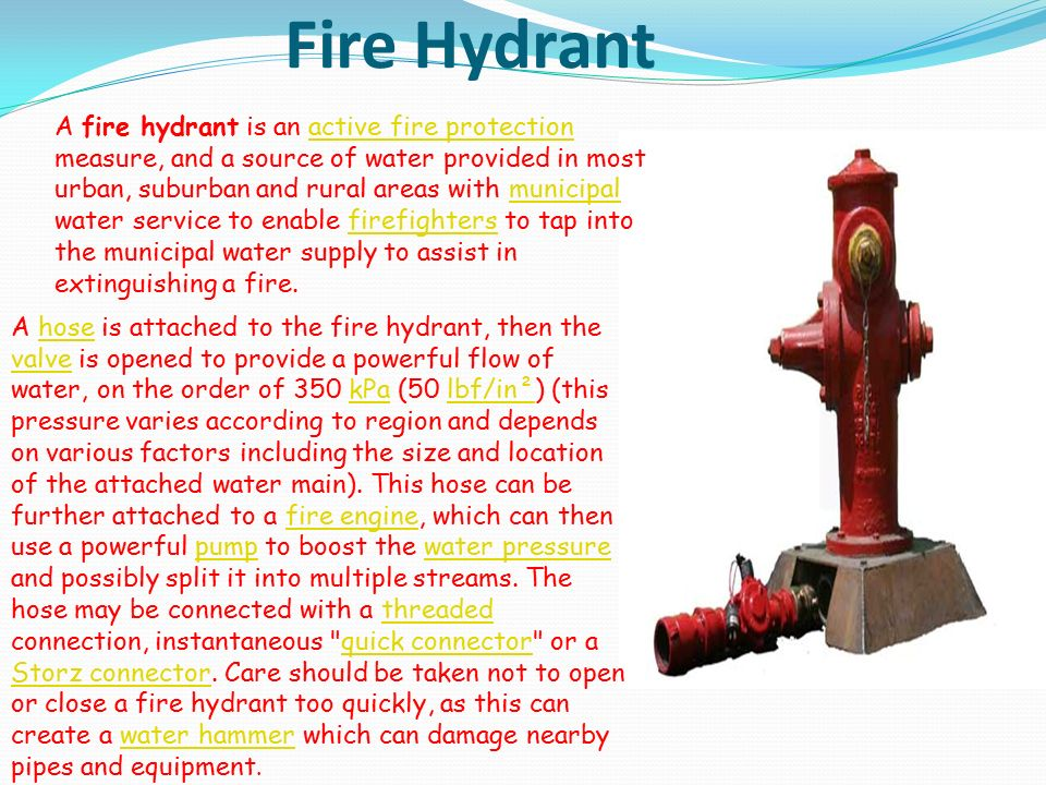 """An Introduction to """"Fire Fighting"""" - ppt video online download"""