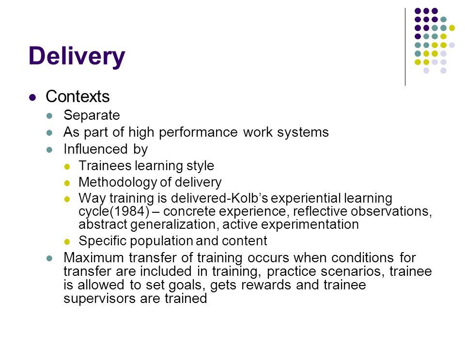 high performance work systems pdf