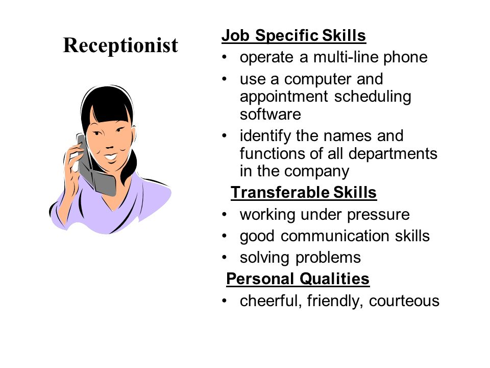 SKILLS & PERSONAL QUALITIES  - ppt video online download