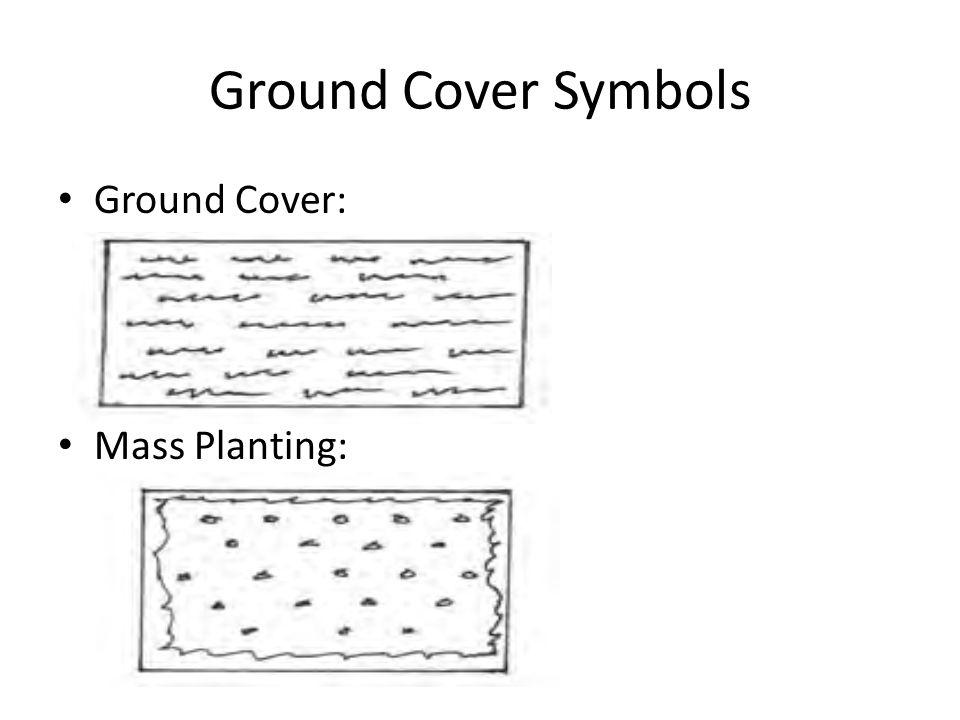 Landscape Design Symbols Ppt Download