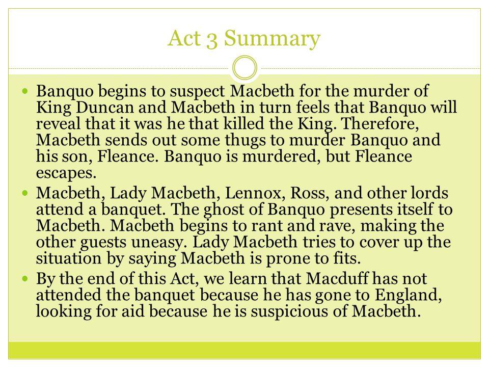 Macbeth Act 4 Scene Summaries Ppt Video Online Download