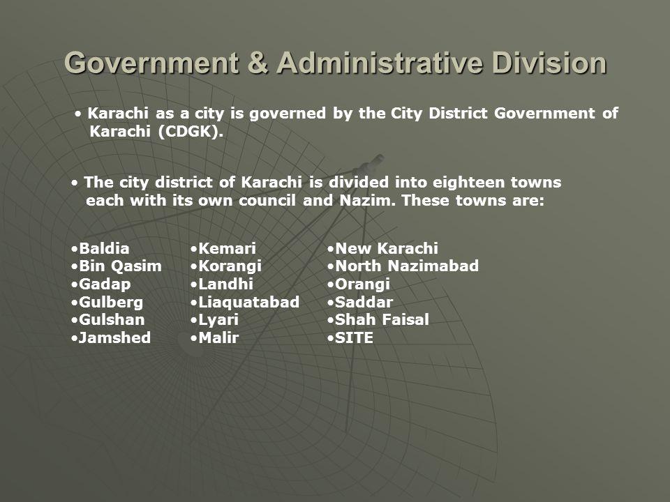 KARACHI City of lights Presentation by ZAKIR HUSSAIN  - ppt video