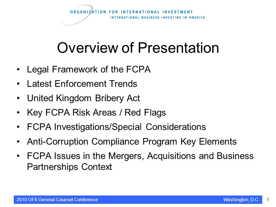 3 overview of presentation