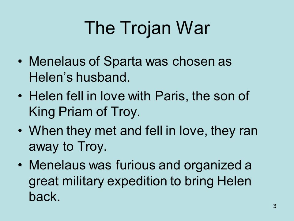 menelaus trojan war