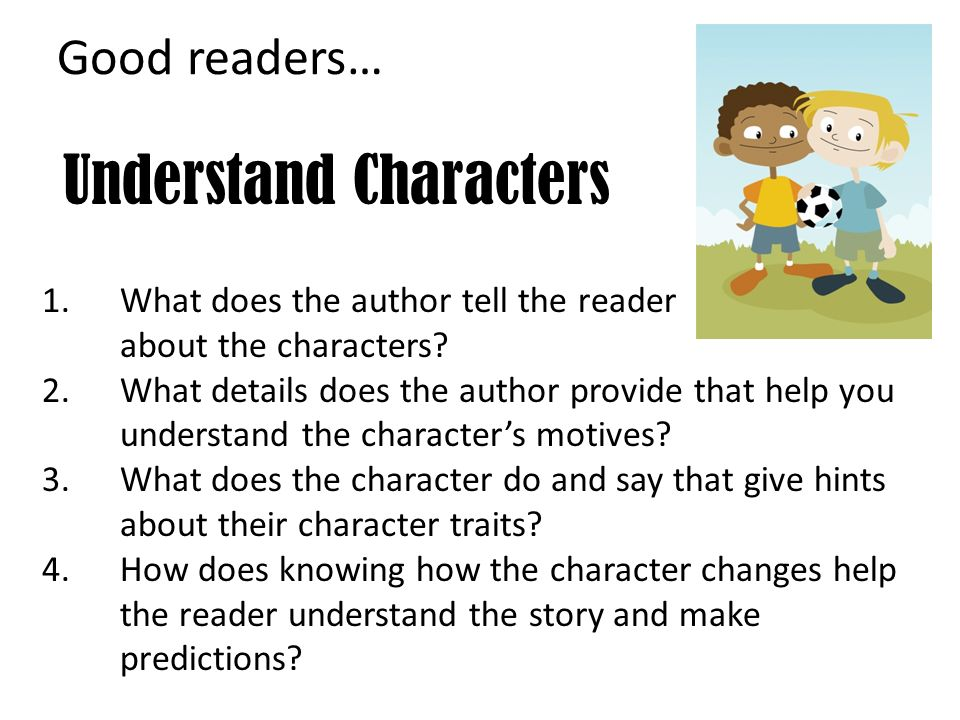 Understand Characters
