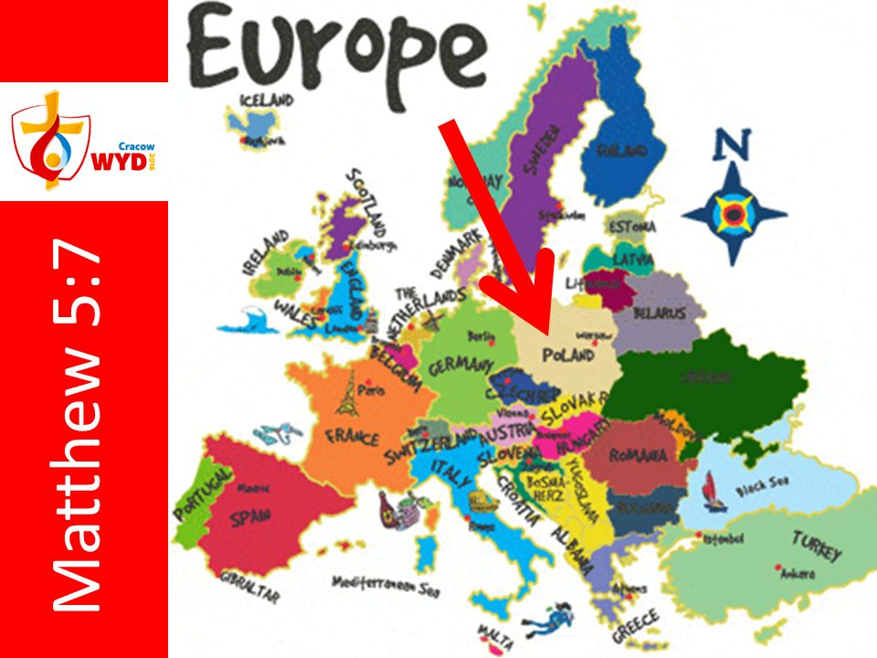 World Youth Day Pilgrimage Krakow, Poland July 23 – August 3, ppt on buenos aires world map, bulgaria world map, krakow poland map, jakarta world map, quito world map, sicily world map, ashdod port map,