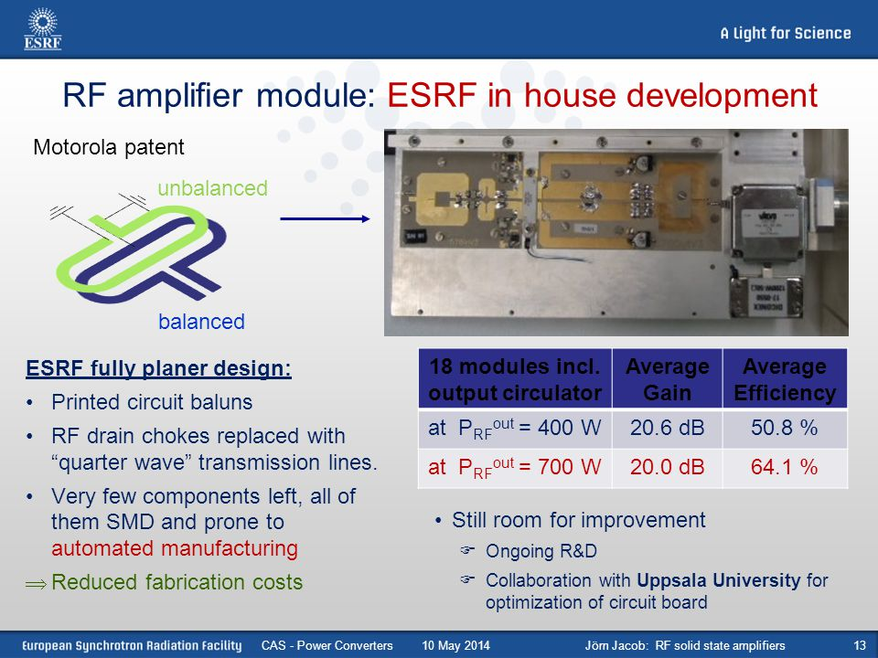 Jörn Jacob: RF solid state amplifiers - ppt video online download