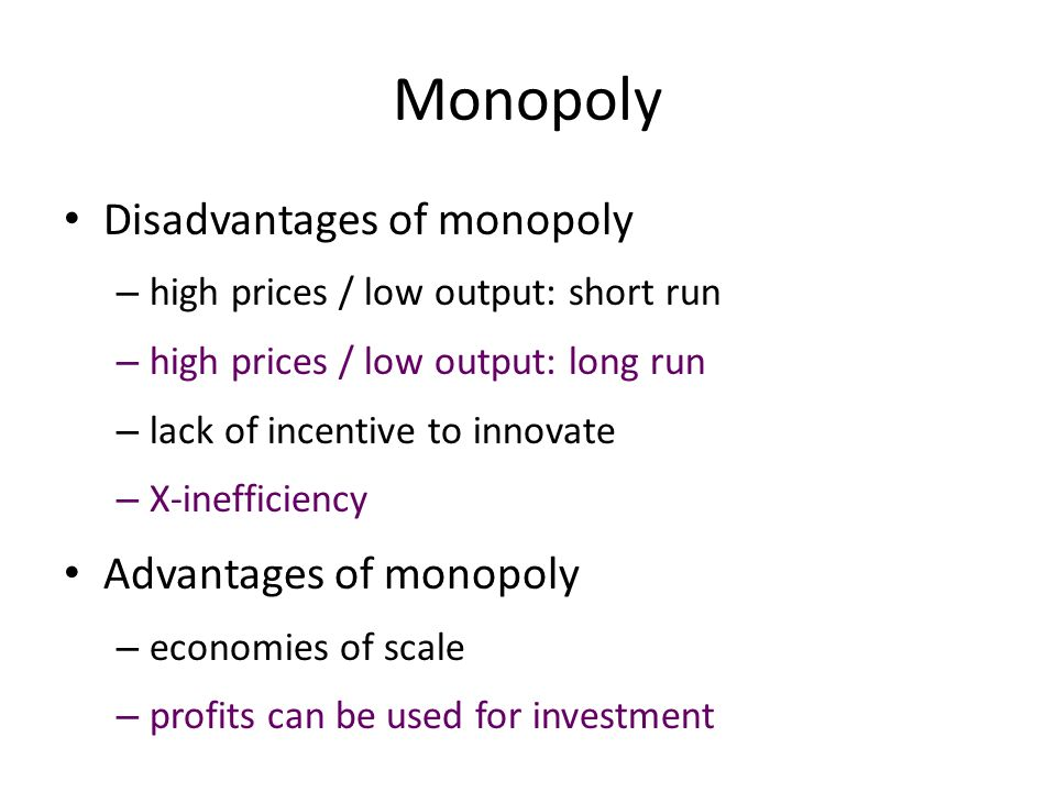 monopoly market structure essay Monopoly market definition: the monopoly is a market structure characterized by a single seller, selling the unique product with the restriction for a new firm to enter the market.