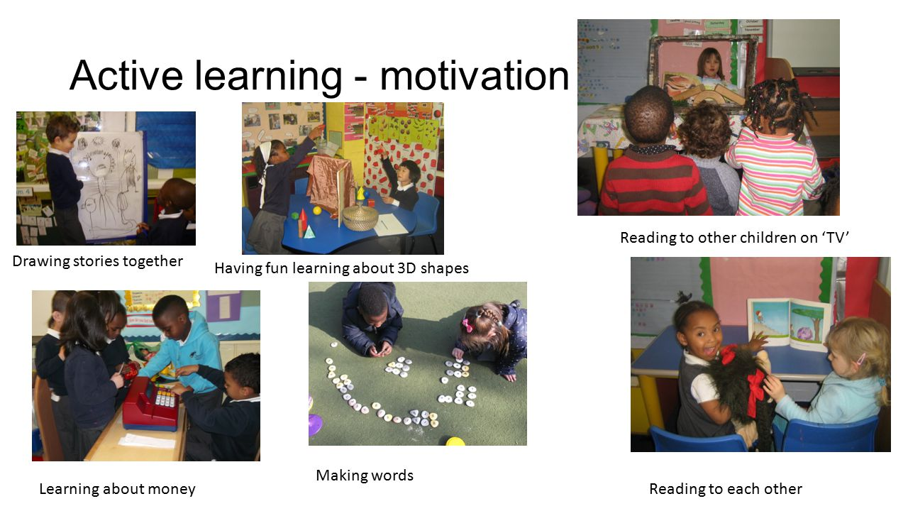 Active learning - motivation