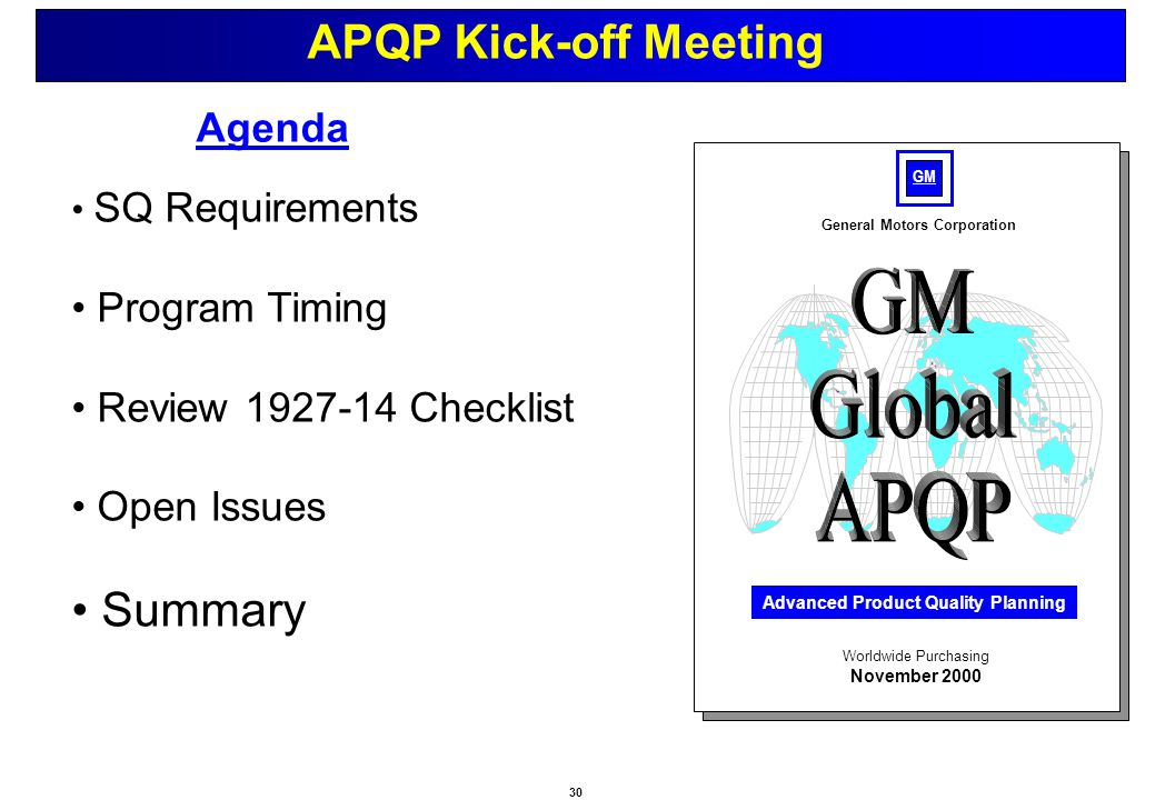 Supplier Program Review Meeting 1 Ppt Video Online Download