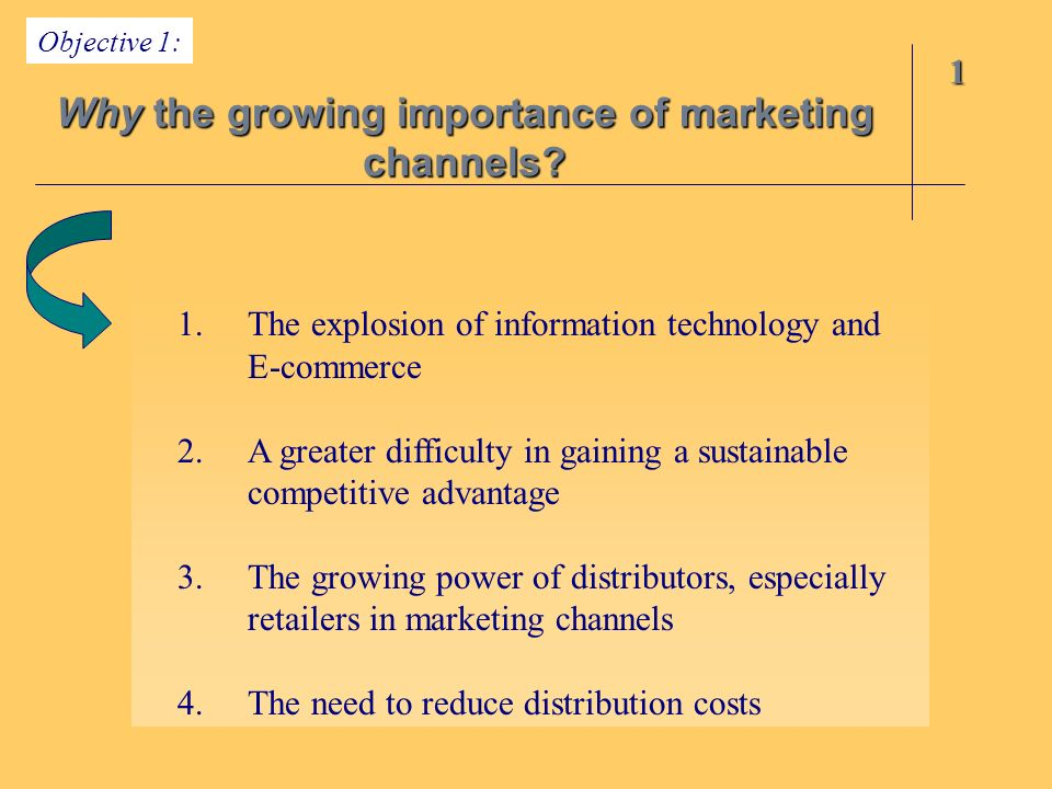 importance of marketing system The longer-term focus in business-to-business markets reiterates two key points for the b2b marketer to bear in mind: first the importance of relationship-building in business-to-business markets, particularly with key customers and second the importance of a technically focused sales team.