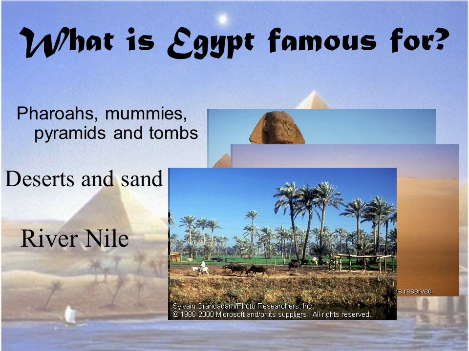 2 What Is Egypt