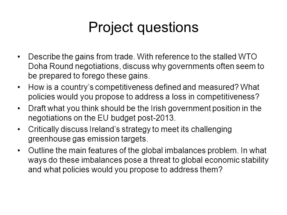 What Are The Pros And Cons Of An Eu Mercosur Free Trade Agreement