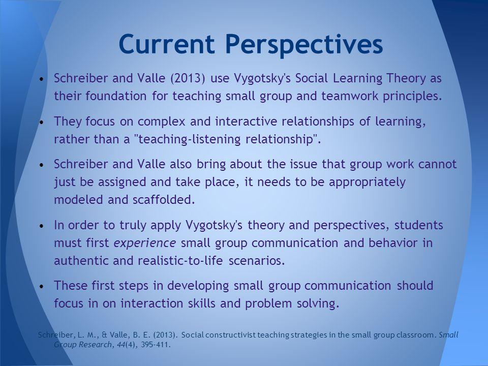 vygotsky social learning