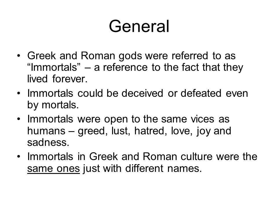 greek mythology vs roman mythology
