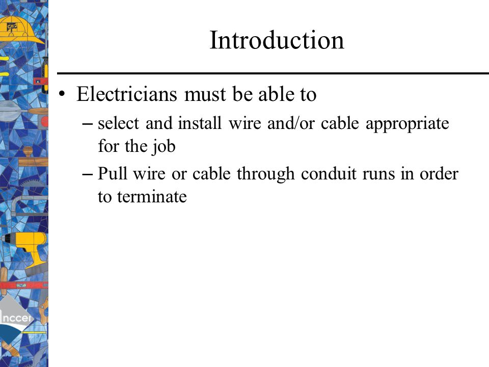 Awg american wire gauge ppt video online download 3 introduction electricians greentooth Images