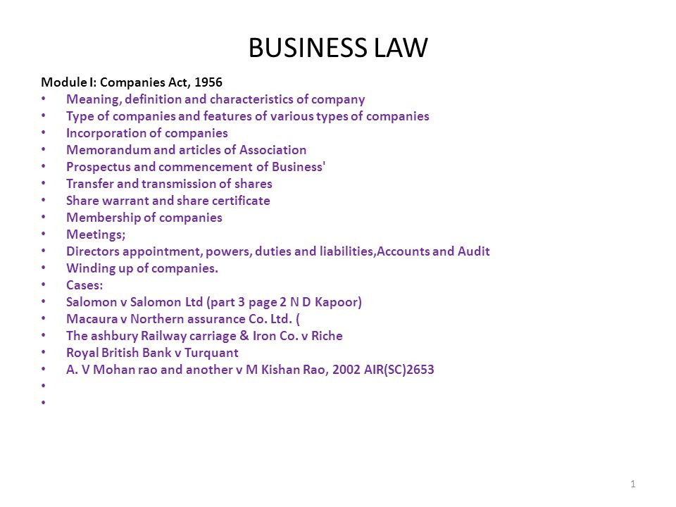business law by nd kapoor To give an exposure to the students of some of the important commercial laws, the knowledge of which, is essential for an understanding of the legal implications of the general activities of a modern business organisation.