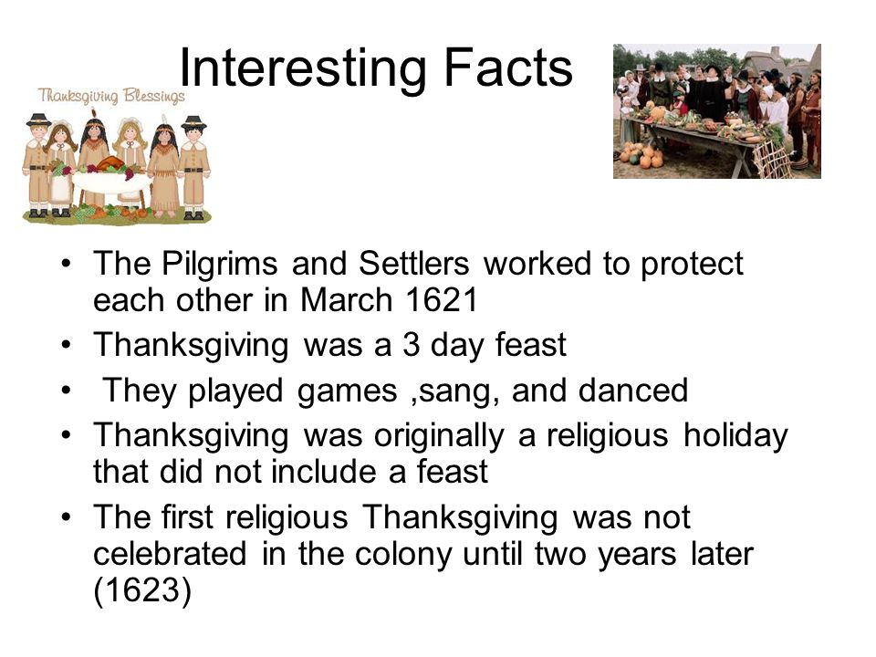 The First Thanksgiving - ppt video online download