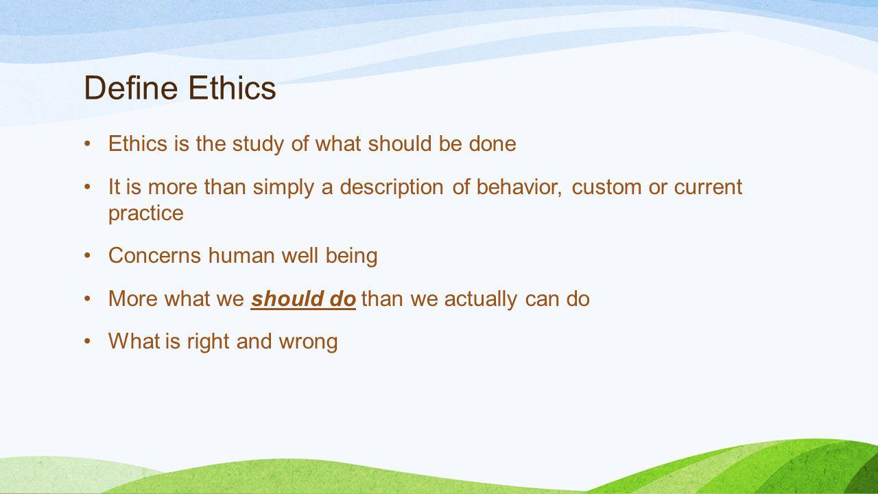anmc code of ethics