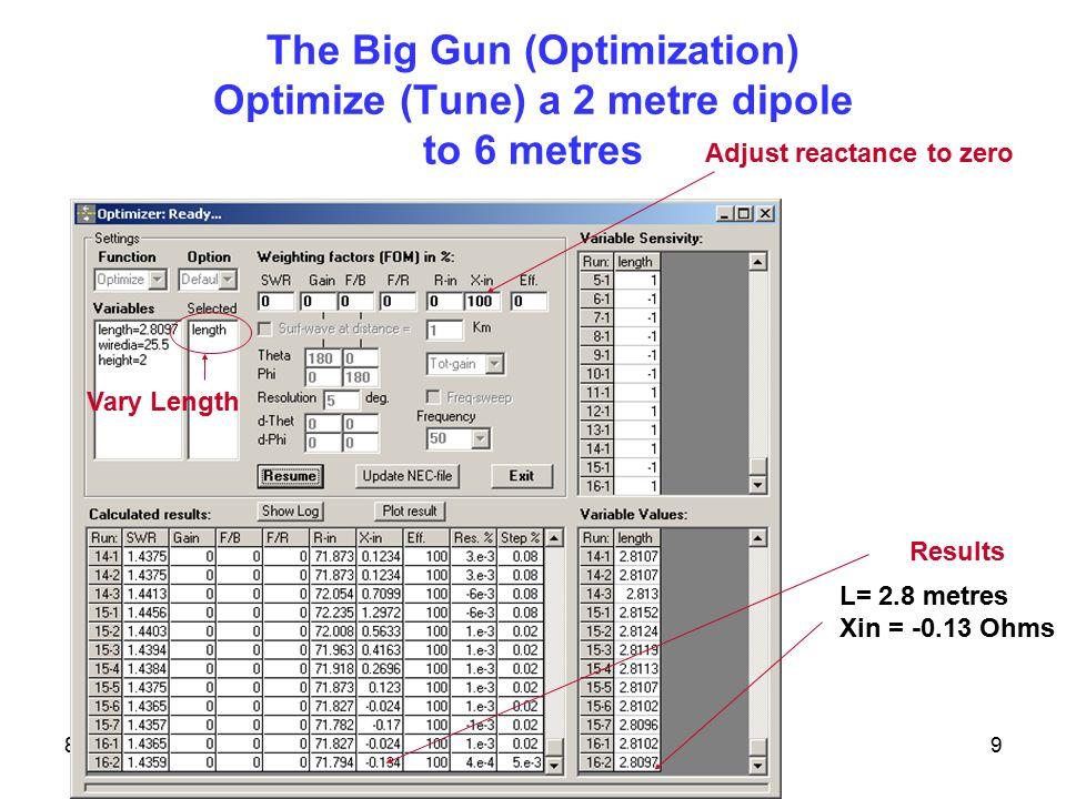 Antenna Design Tools VE3KL - ppt video online download